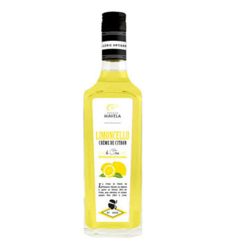 Liqueur de Limoncellu Natura