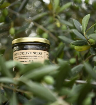 Pate- d'olive -noires