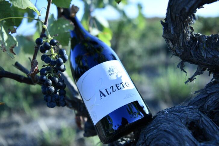Vin rouge Alzeto prestige