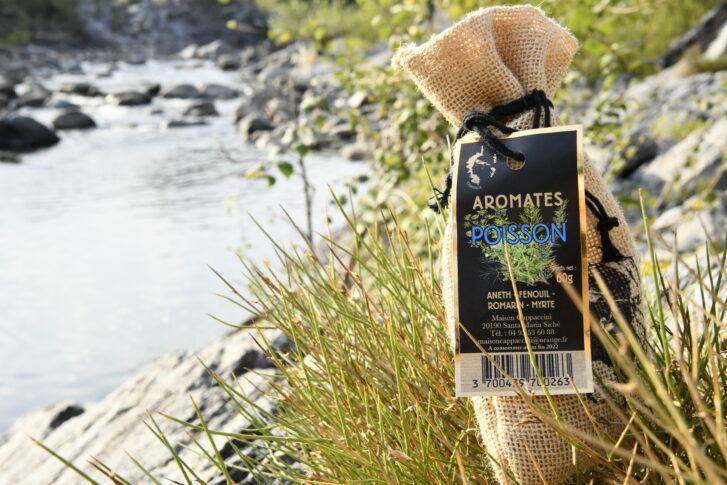 Aromates corse pour poisson